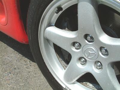 画像: タイヤ&ホィールクリーナー(キャニオンノズル付き)